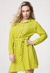 Żółta Sukienka Winnings