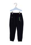 Granatowe Spodnie Modernized