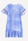 Jasnoniebieska Sukienka Sentient