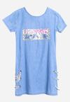 Niebieska Sukienka Tear-Jerking
