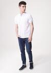 Biała Koszulka Gladdening