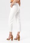 Białe Spodnie Graceful