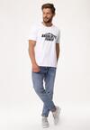 Biała Koszulka Optionally
