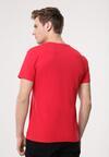 Czerwona Koszulka With All My Heart