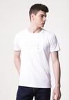 Biała Koszulka With All My Heart