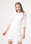 Biała Sukienka Snoozy