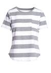 Szara T-shirt Level Headed
