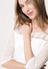Biała Bluzka Indolent
