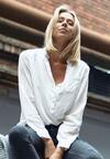 Biała Koszula Fiber