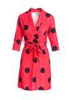 Czerwona Sukienka Highbrow