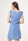 Ciemnoniebieska Sukienka Rehashing