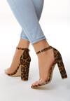 Panterkowe Sandały Slumber