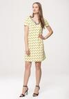 Żółta Sukienka Wishful Thinking
