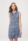 Niebieska Sukienka Prettiful