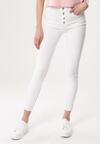 Białe Jeansy Ultrapowerful
