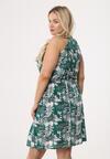Zielona Sukienka Calm As
