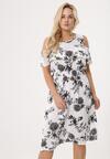 Biała Sukienka Clearness
