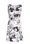 Biała Sukienka Anemone