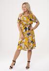 Żółta Sukienka Lily