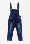 Niebieskie Spodnie Casement