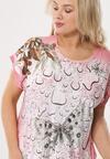 Różowa Bluzka Enlarge