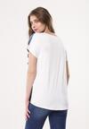 Biała Bluzka Perspicuity