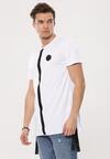 Biała Koszulka Steering