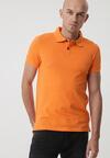 Pomarańczowa Koszulka Flag Down