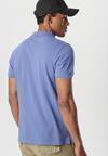 Niebieska Koszulka Self Sufficient