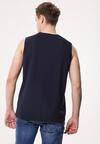 Granatowa Koszulka Artisan