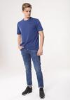 Niebieska Koszulka Playability