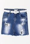 Niebieska Spódnica Craftsman