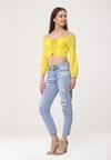 Żółta Bluzka Propagate