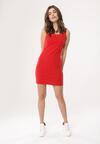 Czerwona Sukienka Chit Chat