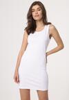 Biała Sukienka Chit Chat