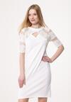 Biała Sukienka Exclusive