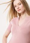 Różowa Bluzka Intolerable