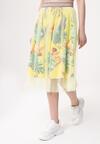 Żółta Spódnica Austere