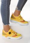 Żółte Sneakersy Physicalness