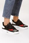 Czarne Sneakersy Physicalness
