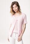 Różowa Bluzka Enhanced