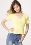 Żółta Bluzka Impenetrability