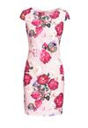 Różowa Sukienka Changeability
