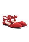 Czerwone Sandały Electrodynamics