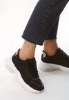 Czarne Sneakersy Critically