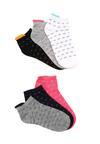 Mix kolorów Mix Kolorów Skarpety Fussiest