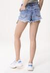 Niebieskie Szorty Summer Spectacles