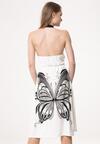 Biała Sukienka Supposed