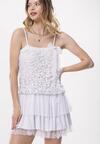 Biała Sukienka Circumvent