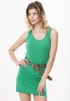 Zielona Sukienka Keep Calm